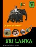 Fabrice Pinatel - Sri Lanka - Le guide des enfants.