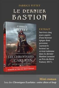 Fabrice Pittet - Le dernier Bastion - Extrait.