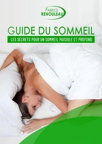 Fabrice Renouleau - guide du sommeil.
