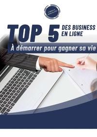 Fabrice Renouleau - Top 5 des business en ligne 2.