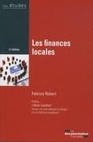 Fabrice Robert - Les finances locales.