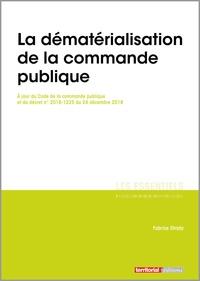 Fabrice Strady - La dématérialisation de la commande publique.