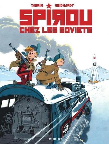 Le Spirou de...  Spirou chez les Soviets