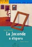 Fabrice Turrier et Marie Bataille - La Joconde a disparu.