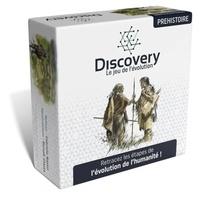 Fabrizio Nastri et Benoît Clarys - Discovery, le jeu de l'évolution - Préhistoire.