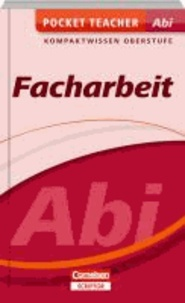 Facharbeit Kompaktwissen Oberstufe - Cornelsen Scriptor.