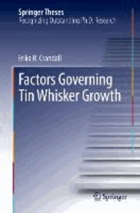 Factors Governing Tin Whisker Growth.