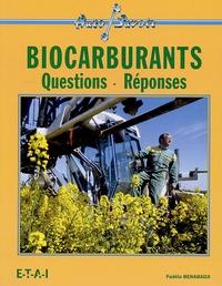 Fadéla Benabadji - Biocarburants - Questions-Réponses.