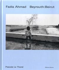 Fadia Ahmad et Pascale Le Thorel - Beyrouth.
