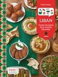 Fadia Zeidan - Liban - Toutes les bases de la cuisine libanaise.