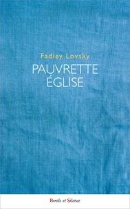 Fadiey Lovsky - Pauvrette église.