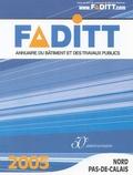 FADITT - Annuaire du bâtiment et des travaux publics - Nord Pas-de-Calais.