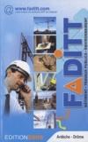 FADITT - FADITT Bâtiment, travaux publics, environnement - Ardèche-Drôme.