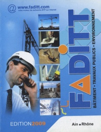 FADITT - FADITT Bâtiment, travaux publics, environnement - Ain-Rhône.