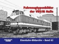 Fahrzeugtypenbilder der VES/M Halle.