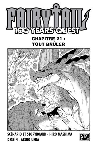 Fairy Tail - 100 Years Quest Chapitre 021. Tout brûler