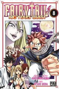 Atsuo Ueda - Fairy Tail - 100 Years Quest T08.
