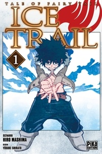 Yusuke Shirato - Fairy Tail - Ice Trail T01.
