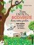Faites entrer la biodiversité dans votre jardin.