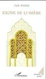 Falih Mahdi - Exode de lumière.