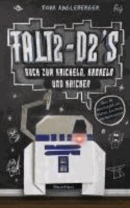 Falt2-D2s Buch zum Krickeln, Krakeln und Knicken - Ein Origami-Yoda-Kritzelbuch.