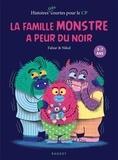 Falzar et  Nikol - La famille monstre a peur du noir.