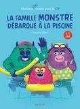 Falzar et  Nikol - La famille Monstre débarque à la piscine.