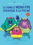 Falzar - La famille Monstre débarque à la piscine.