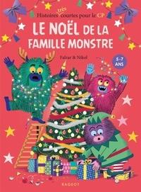 Falzar et  Nikol - Le Noël de la famille Monstre.