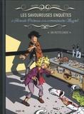 Falzar et Serge Carrère - Les savoureuses enquêtes d'Hercule Poireau et du Commissaire Magret Tome 1 : Dix petits chefs.