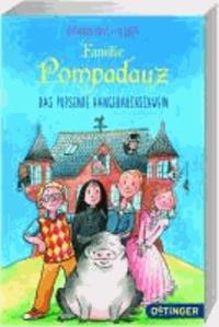 Familie Pompadauz 01. Das pupsende Hängebauchschwein.