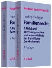 Familienrecht. 2 Bände - In 2 Bänden.