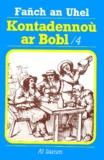 Fañch an Uhel - Kontadennoù ar Bobl - Volume 4.
