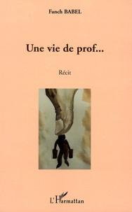Une vie de prof ....pdf