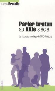 Fañch Broudic - Parler breton au XXIe siècle - Le nouveau sondage de TMO Régions.