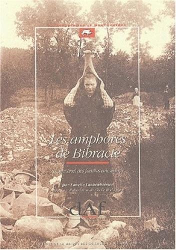 Fanette Laubenheimer - Les amphores de Bibracte - La matériel des fouilles anciennes.