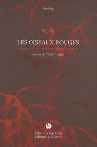 Deedr.fr Les oiseaux rouges - Poèmes bilingues franco-chinois Image