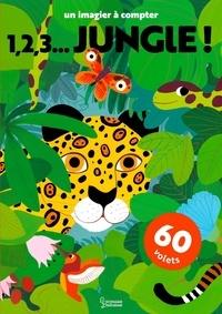 Fani Marceau et Claire Le Grand - 1, 2, 3... jungle !.