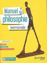Fanny Bernard et Guillaume Lequien - Philosophie Tle - Manuel élève.