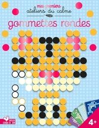 Fanny Boiron - Gommettes rondes - Avec 6 planchettes de gommettes et 8 tableaux.
