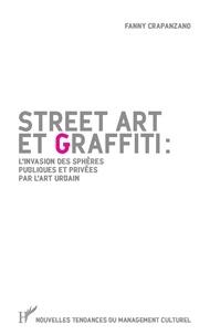 Fanny Crapanzano - Street art et graffiti - L'invasion des sphères publiques et privées par l'art urbain.