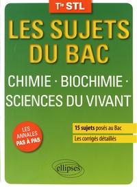 Lire un ebook en ligne Chimie, biochimie, sciences du vivant Tle STL en francais