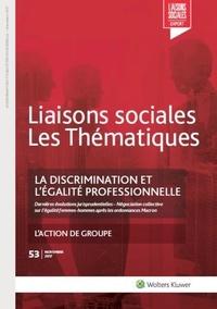 Fanny Doumayrou - La discrimination et l'égalité professionnelle.