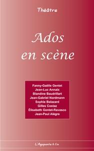 Fanny-Gaëlle Gentet - Ados en scène.