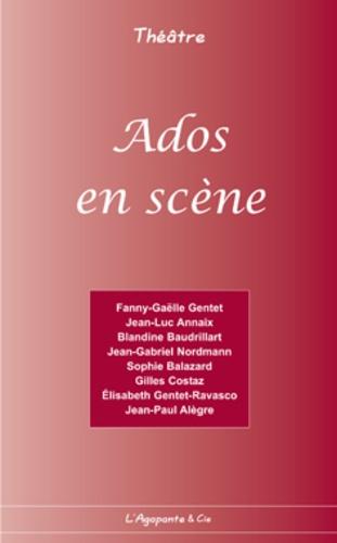 Fanny-Gaëlle Gentet et Jean-Luc Annaix - Ados en scène.