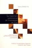 Fanny Giansetto - Le traitement juridictionnel de l'insolvabilité de l'Etat.