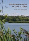 Fanny Guillet et Richard Raymond - Biodiversité et société en Seine-et-Marne.