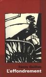 Fanny Guillon - L'effondrement - (Et autres nouvelles de ta vie marseillaise).