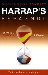 Fanny Jacquot et Christian Salzedo - Dictionnaire Harrap's compact français-espagnol/espagnol-français.