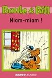 Fanny Joly et  D'Après Roba - Boule et Bill - Miam-miam ! - Mes premières lectures avec Boule et Bill.